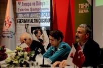 AKDENİZ OYUNLARI - Milli Eskrimci İbrahim Açıklaması 'Yorucu Bir Süreçti'