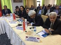 ÖMER FETHI GÜRER - Muhasebeciler 27. Anadolu Platformu Niğde'de Buluştu
