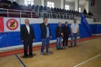 SPOR BAKANLIĞI - Okullar Arası Küçükler Kız - Erkek Hentbol Yarı Final Müsabakaları Sürüyor