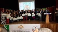 KOMPOZISYON - 'Sağlıklı Nesil, Sağlıklı Gelecek' Yarışmasının Ödülleri Sahiplerini Buldu