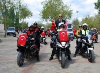 MUSTAFA YıLDıRıM - Salihli'de Polis Haftası Kortejle Başladı