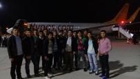 Sasonlu 15 Öğrenci Prag'a Gönderildi