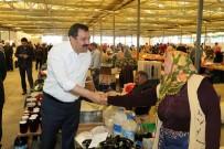 ANİMASYON FİLMİ - Sümer, Gazipaşa'da Referandum Çalışması Yaptı