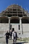 ŞAHINBEY BELEDIYESI - Tahmazoğlu Yeni Yapılan Camileri İnceledi