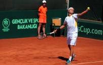 İSVEÇ - Türkiye, Davis Cup'ta İsveç'e 4-1 Mağlup Oldu