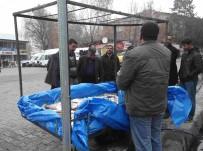 KIRMIZI ET - Varto'da Vatandaşlar Balığa Yöneldi