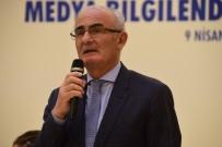 MEHMET SELİM KİRAZ - Yılmaz Açıklaması 'Samsun'un 5 Plajını Daha Mavi Bayrak İle Buluşturduk'