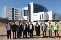 5 YILDIZLI OTEL - Aksaray'da Yeni Hastane İnşasında Sona Gelindi