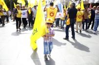 TERTIP KOMITESI - Antalya'da 1 Mayıs İşçi Bayramı