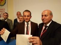 BALABAN - ASKF'de Cahit Erdem Yeniden Başkanlığa Seçildi