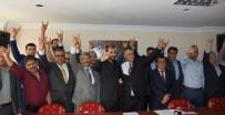 MEHMET ERASLAN - Aydın MHP'de Levent İlter Dönemi Resmen Başladı