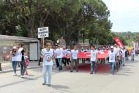 BELEDIYE İŞ - Ayvalık'ta 1 Mayıs Coşkusu