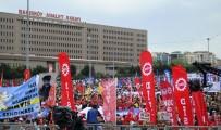 HALK PAZARI - Bakırköy'de 1 Mayıs Kutlaması
