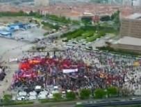 HALK PAZARI - Bakırköy'deki 1 Mayıs mitinginde hayır sloganları