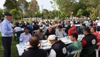 MUSTAFA TAŞKIN - Başkan Kale 1 Mayıs'ı İşçilerle Birlikte Kutladı