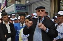 BELEDIYE İŞ - Başkan Kurt 1 Mayıs'ta İşçilerle Birlikte Alanda