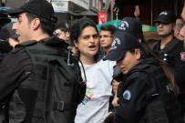 POLİS MÜDAHALE - Beşiktaş Çarşı Meydanında Toplanan Gruba Müdahale
