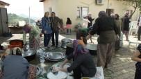 Dutluca'da Çiftçi Hayrı Yapıldı