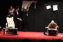MAHMUT YıLDıRıM - Elazığ'da 'Z Vitamini' Tiyatro Oyunu Sahnelendi