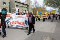 Erzincan Da 1 Mayıs Kutlaması