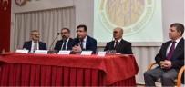 AFYONLU - Eskişehirli Öğretim Üyelerinden Panel
