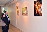 İZZET KERIBAR - Fotoğraf Sanatının Ustası Sanatseverlerle Buluştu