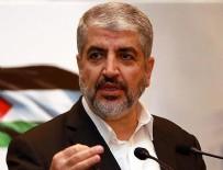 HALİD MEŞAL - Hamas yeni vizyon belgesini açıkladı