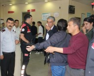 BAŞSAVCıLıĞı - HDP'li Milletvekili Havalimanında Gözaltına Alındı