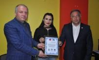 AZERI - İHA Kars Temsilciliğine Azerbaycan'dan Plaket