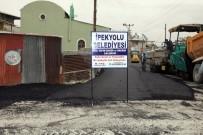 YıLMAZ KıLıÇ - İpekyolu Belediyesi, Asfalt Çalışmaları Devam Ediyor