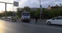GÜMÜŞSUYU - İstanbul'da Bazı Yollar Kapatıldı