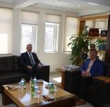Kayseri Büyükşehir Belediye Başkanı'ndan Akdoğan'a Ziyaret