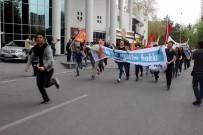 MIMARSINAN - Kayseri'de 1 Mayıs Emek Ve Dayanışma Günü Kutlandı