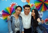 KIRMIZI GÜL - Kepez Belediyesi'nden 530 Kişilik Doğum Günü