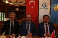 ÇANAKKALE SAVAŞı - Kırşehir Gazeteciler Cemiyeti Başkanı Kosova'da