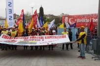 KıLıÇARSLAN - Konya'da 1 Mayıs Etkinliği