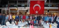 ASKERLİK ŞUBESİ - Mehmetçiklere Başkan Kayda'dan Yemekli Uğurlama