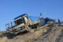 Osmancık'ta Zincirleme Trafik Kazası