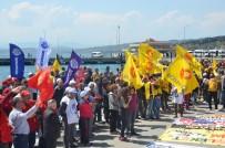 Sinop'ta 1 Mayıs Kutlamaları