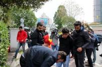 BÜYÜKDERE - Şişli'den Taksim'e Yürümek İsteyen Gruba Müdahale