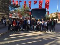 Sungurlulu Gençler Çanakkale'yi Gezdi