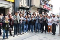 POLİS MÜDAHALE - Talimhane Caddesi'nden Taksim'e Yürümek İsteyen Gruba Müdahale