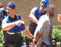 TEXAS - Texas Üniversitesi'nde bıçaklı saldırı: 1 ölü, 3 yaralı
