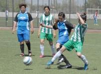 KıLıÇKAYA - Türkiye 3. Kadınlar Futbol Ligi 6. Grup