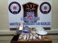 PORSELEN TABAK - Uyuşturucu Madde Satışı Yapan Şahıslara Operasyon Açıklaması 3 Gözaltı
