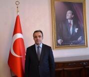 Vali İsmail Çataklı'nın 1 Mayıs Emek Ve Dayanışma Günü Kutlaması