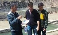 MUHAMMET DEMİR - Van'da Balık Tesisleri Ve Kuluçkahane Denetimleri