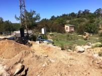 ÜÇPıNAR - Yunusemre'de Sulanabilir Tarım Arazisi Artıyor
