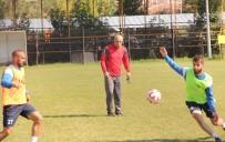 ZIYA DOĞAN - Ziya Doğan Açıklaması 'PTT 1. Lig'e Çıkacak Gücümüz Var'