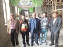 KÜMBET - 1071 Kümbet Camii İnşaatında Sona Gelindi